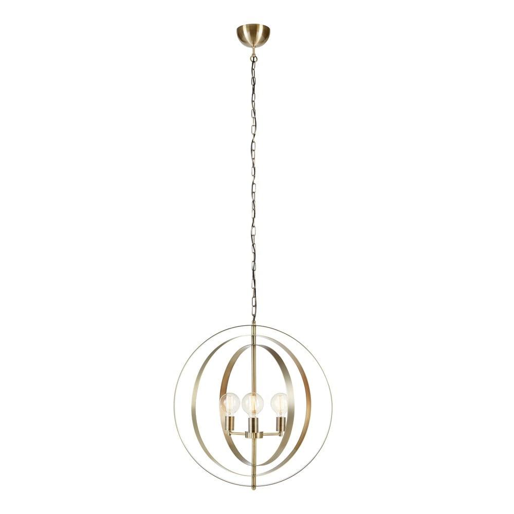 Závěsné svítidlo Markslöjd Orbit Pendant 3L Antique
