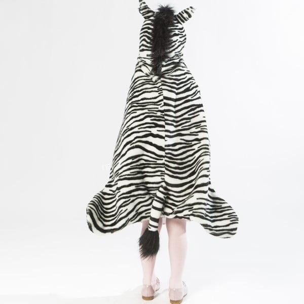 Převlek a předložka v jednom Zebra
