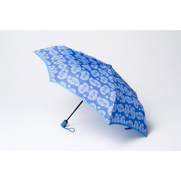 Skládací deštník Alvarez Cashmere Blue