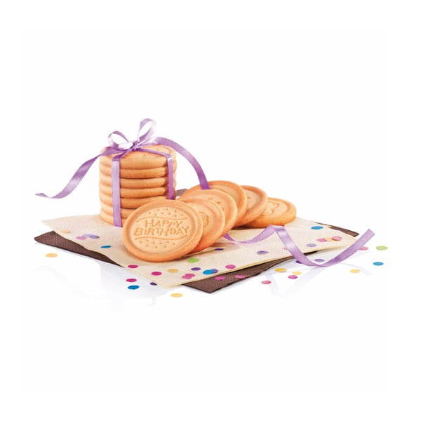 Razítko na sušenky Tescoma Delícia Párty, 6 motivů