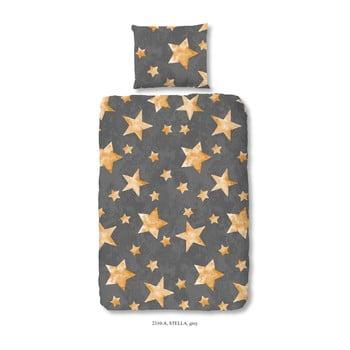 Lenjerie de pat din bumbac pentru copii Good Morning Stella, 140 x 200 cm de la Good Morning