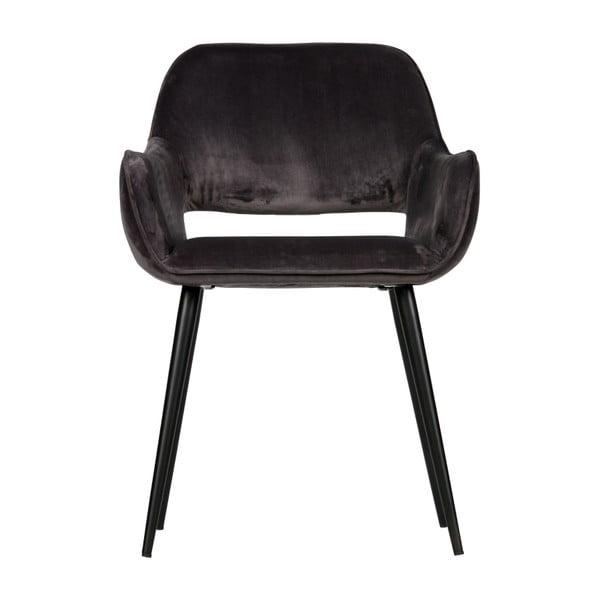Sada 2 šedých židlí De Eekhoorn Jelle