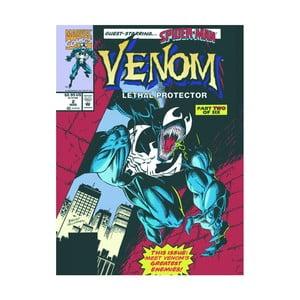 Obraz Pyramid International Venom Lethal Protector Comic Cover, 60 x 80 cm