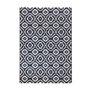 Covor Mint Rugs Diamond Ornamental, 200 x 290 cm, albastru