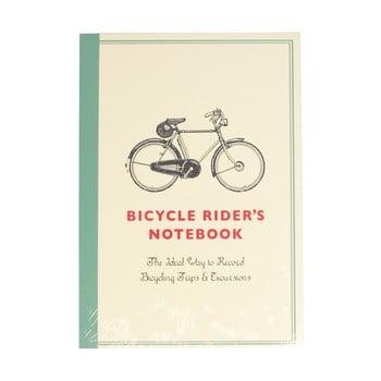 Carnețel Rex London Bicycle, A5 imagine