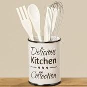 Set 4 kuchyňských nástrojů a kameninové nádoby Boltze Tasty