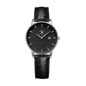 Dámské hodinky s koženým řemínkem Santa Barbara Polo & Racquet Club Anna