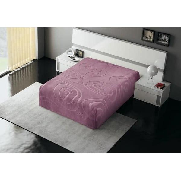 Přehoz Piel růžový WJ, 160x240 cm