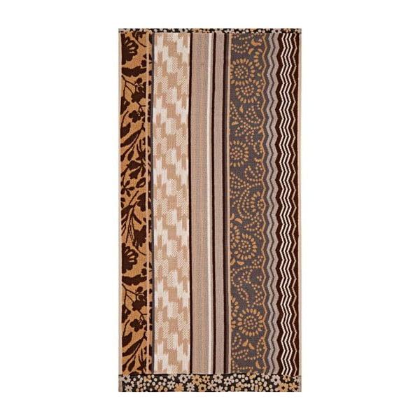 Ručník Potpourri Sahara, 70x140 cm
