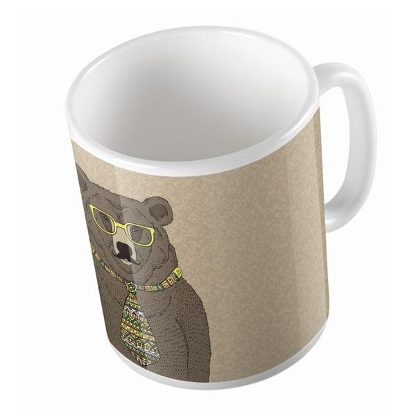 Hrnek Butter Kings Smart Bear, 330 ml