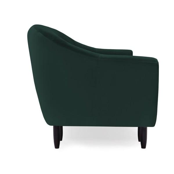 Canapea 2 locuri Vivonita Laurel Petrol, verde