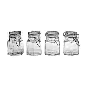 Sada 4 skleněných kořenek Premier Housewares