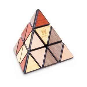 Dřevěný hlavolam RecentToys Pyramida Deluxe