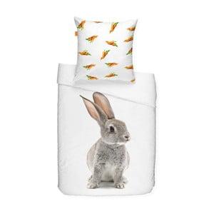 Povlak na peřinu Rabbit, 140x200 cm