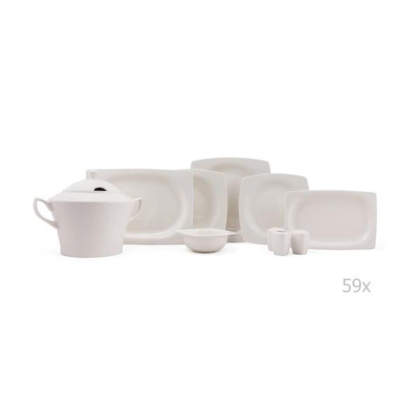 Kutahya Sample 59 db-os porcelán étkészlet