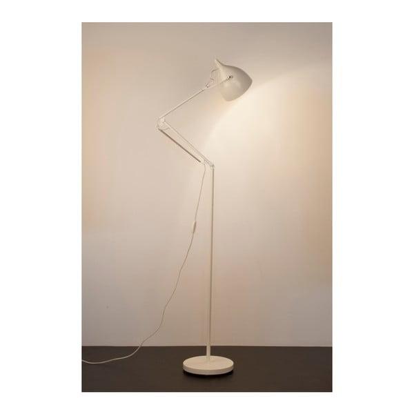 Bílá stojací lampa Zuiver Reader