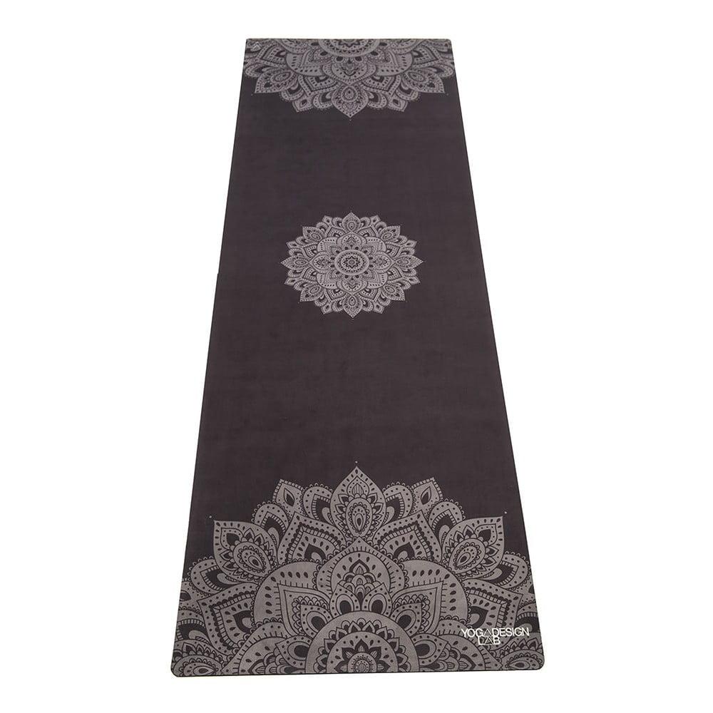 Podložka na jógu Yoga Design Lab Mandala Black,1,5 mm