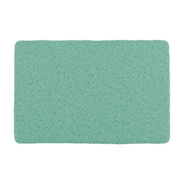 Zelená předložka vhodná i do exteriéru Wenko Mona, 80x50cm