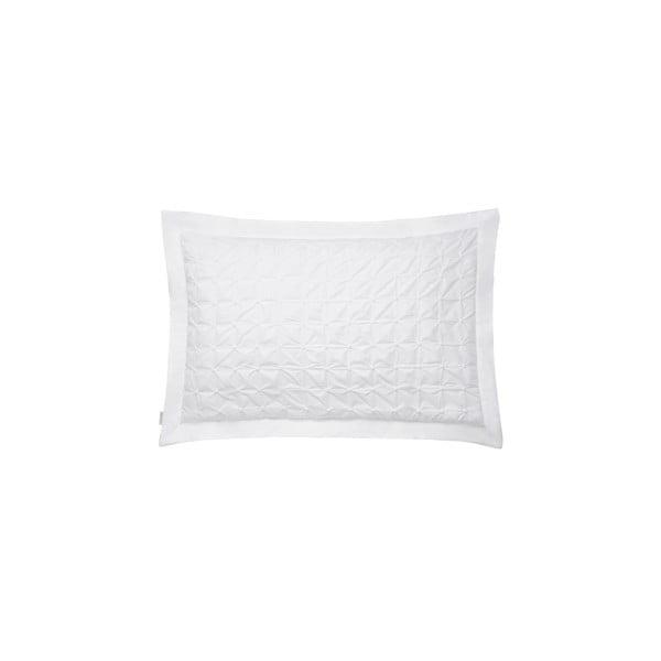 Bílý povlak na polštář Bianca Origami, 50x75cm