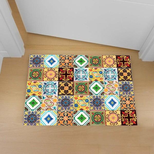 Paklio kisméretű szőnyeg / lábtörlő, 75 x 52 cm - Zerbelli