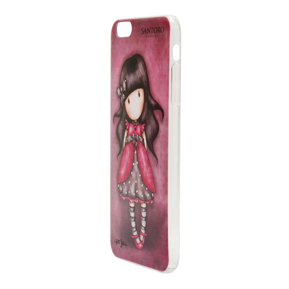 Červený obal na iPhone 6 Plus  6S Plus Santoro London Lady Bird ... f7f75e5d381