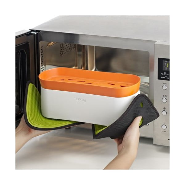 Hrnec na vaření těstovin v mikrovlnné troubě