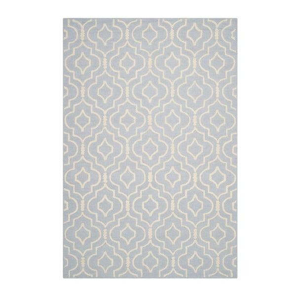 Vlněný koberec Safavieh Ariel, 243 x 152 cm