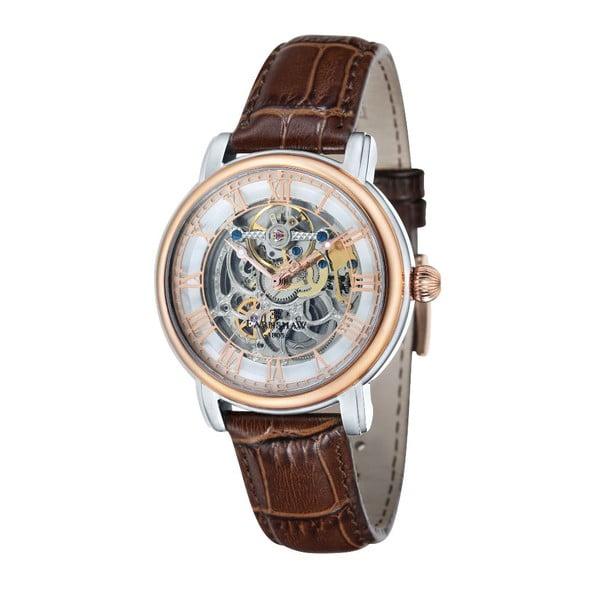 Pánské hodinky Thomas Earnshaw Longcase Brown