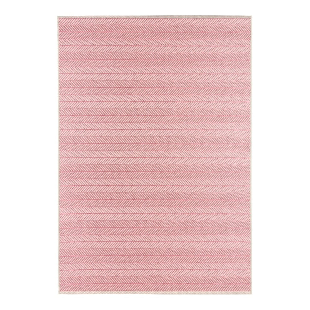Červený venkovní koberec Bougari Caribbean, 140x200cm
