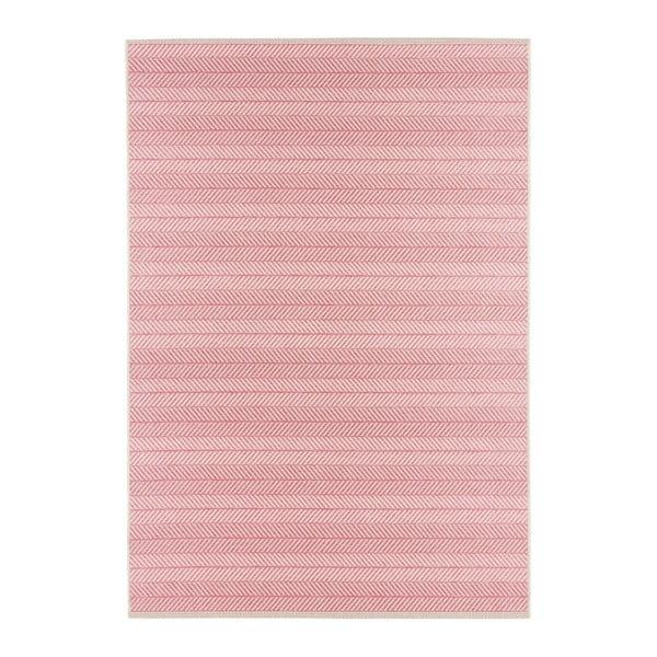 Różowy dywan odpowiedni na zewnątrz Bougari Runna, 180x280 cm