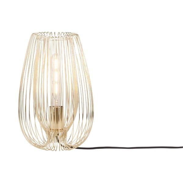 Lucid aranyszínű asztali lámpa - Leitmotiv
