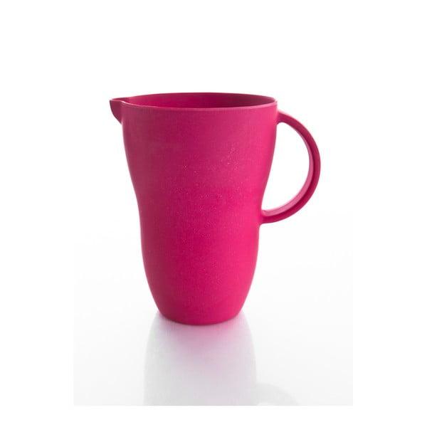 Džbán 2 litry, růžový