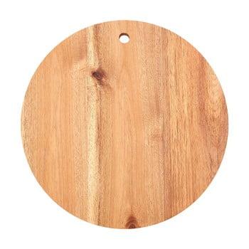Tocător din lemn de salcâm Premier Housewares, ⌀ 30 cm de la Premier Housewares