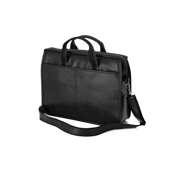 Pánská taška Solier S13, černá