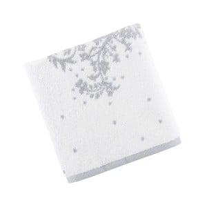 Šedý bavlněný ručník BHPC Special, 50x100 cm