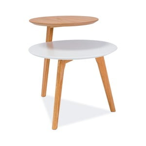 Dvojitý odkládací stolek Signal Neo