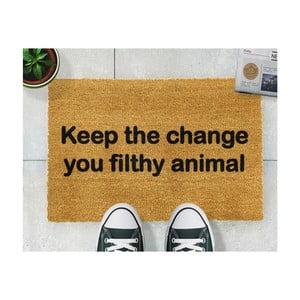 Rohožka Artsy Doormats Keep The Change,40x60cm