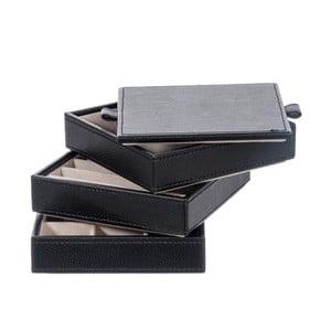 Trojitá šperkovnice Storage