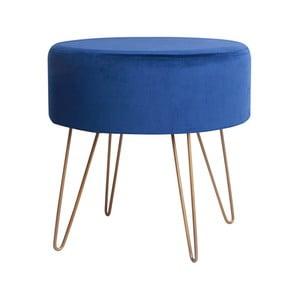 Tmavě modrá stolička 360 Living Pinok