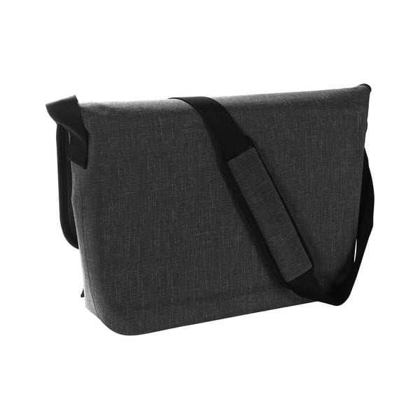 Taška Superbag Messenger Dark Grey
