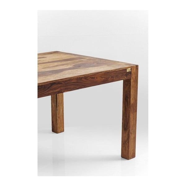 Dřevěný jídelní stůl Kare Design Authentico, 140 x 80 cm