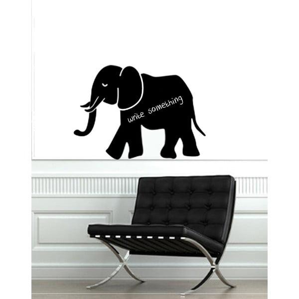 Tablă autocolantă de perete Elephant