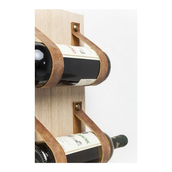 Suport pentru sticle de vin Kare Design Flap Clinge