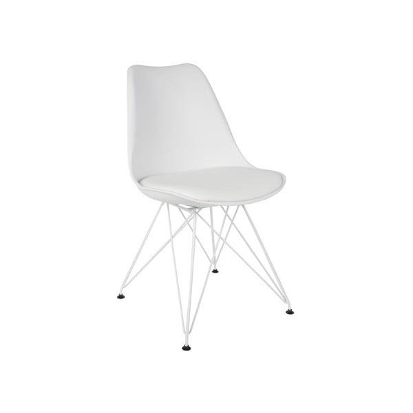 Bílá židle Ozzy