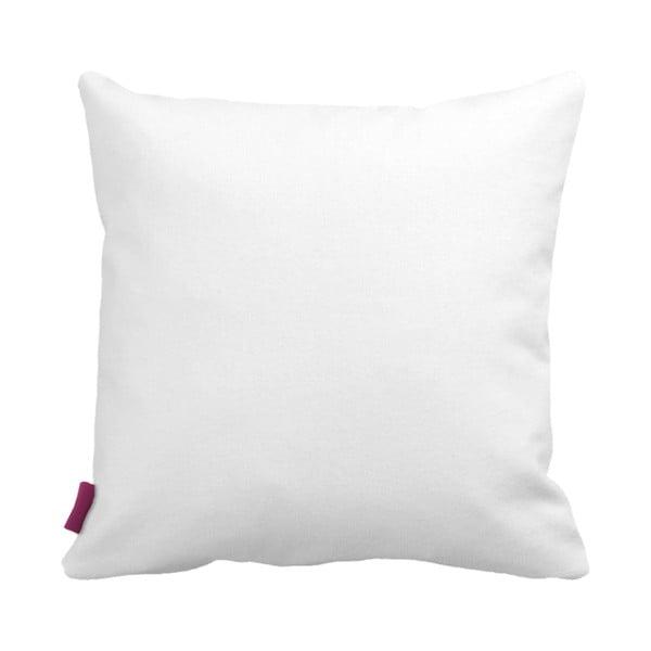 Černobílý polštář  Mrs. Always Right,43x43cm