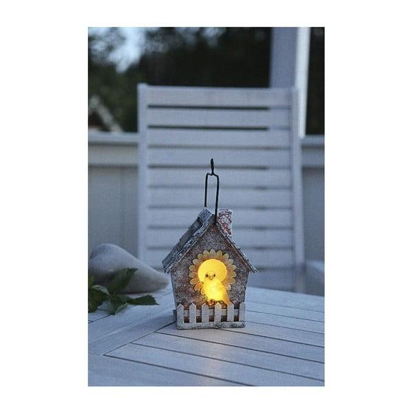 LED zahradní dekorace Best Season Housebird