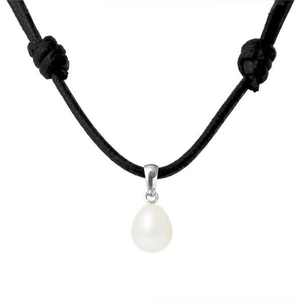 Náhrdelník s říčními perlami Varsamia