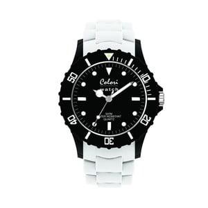 Hodinky Colori 48 White/Black