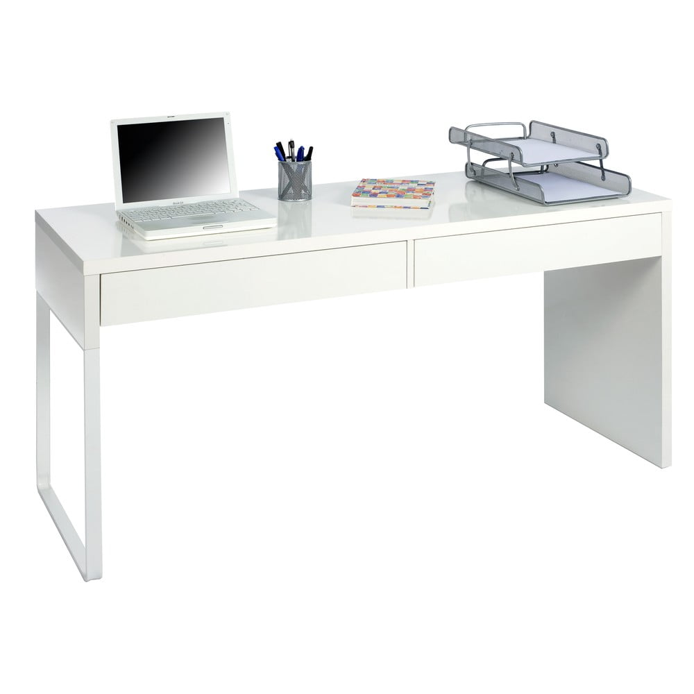 Bílý pracovní stůl 13Casa Vittoria