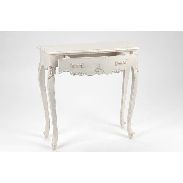 Konzolový stolek Louise, 80 cm